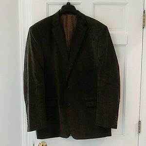 Chaps Ralph Lauren Mens Suit Jacket